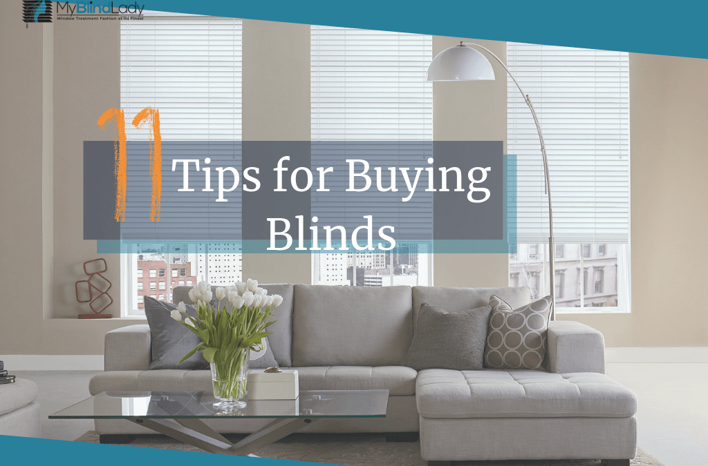 11 Excellent Tips for Buying Blinds in Lafayette LA