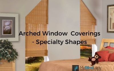 Arched Window Coverings Ideas and Inspiration