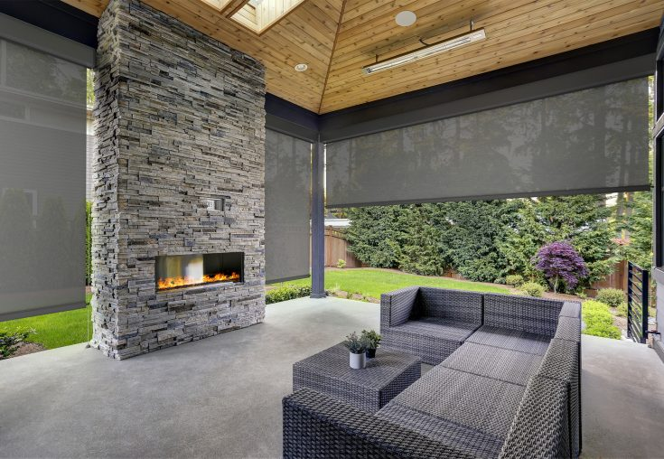 Exterior Patio Shade